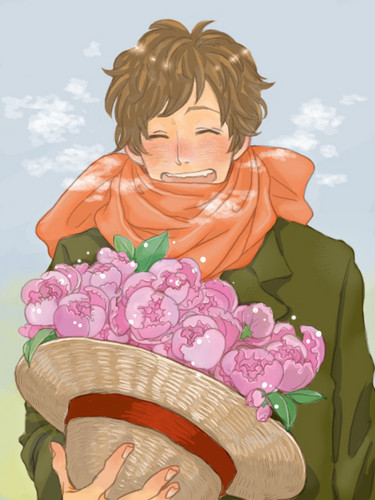 Hetalia Spain fond d'écran with a boater, a snap brim hat, and a fedora called Spain