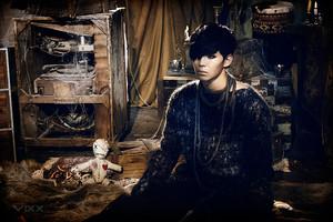 Hongbin 'VOODOO' Teaser Picture