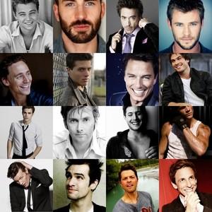 랜덤 Hot Actors