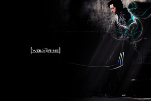 Hugh Jackman 'The Wolverine' Wallpaper.