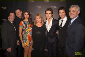 The Vampire Diaries' 100th Episode Celebration