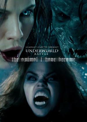 India Eisley & Kate Beckinsale - Underworld Awakening