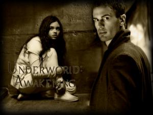 India Eisley & Theo James - Underworld Awakening
