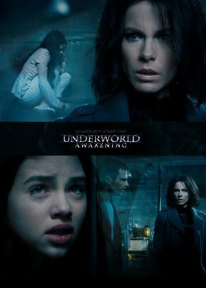 India Eisley - Thế giới ngầm Awakening