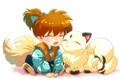 ...Shippou  - inuyasha photo