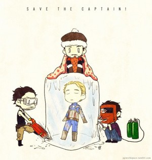 Avengers comic