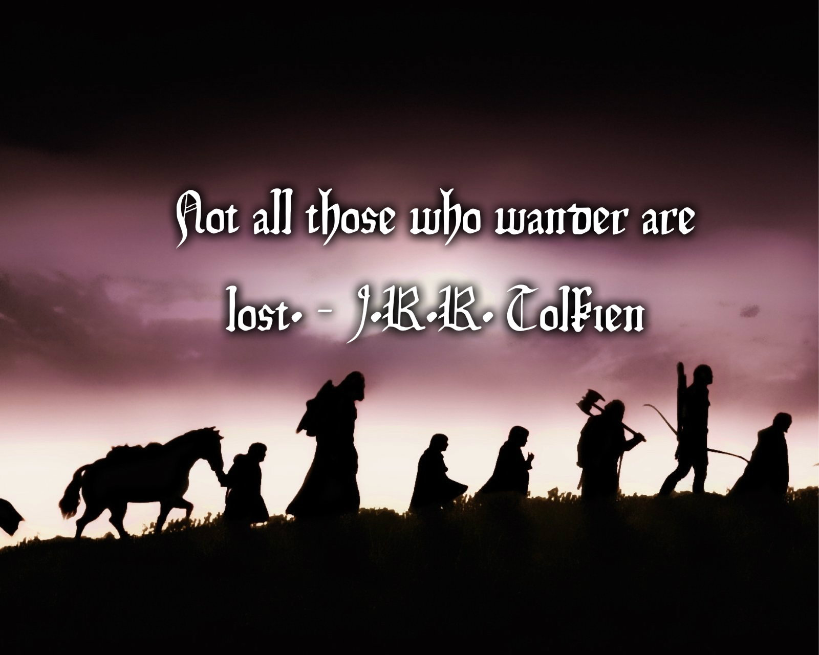 Lord Of The Rings Images Jrr Tolkien Quote Hd Wallpaper And