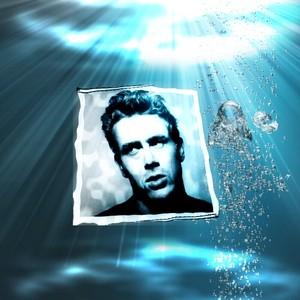 James Dean no Oceano
