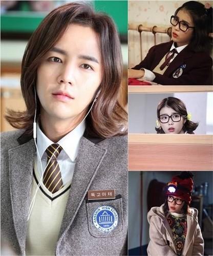 Jang Geun Suk wallpaper containing a business suit called 'Pretty Man'