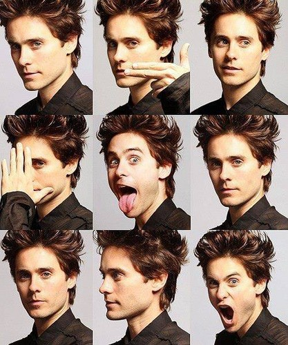 Jared Leto wallpaper called Funny Jared xD <3