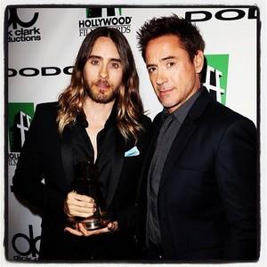 Jared and Robert
