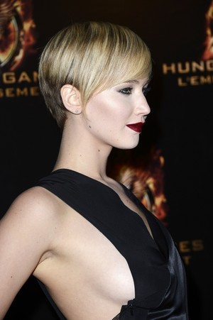Jennifer Lawrence Paris premiere