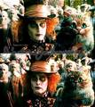 Alice in Wonderland - johnny-depp-tim-burton-films photo