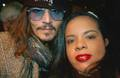 Johnny with fans :) - johnny-depp photo