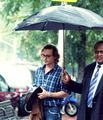 Under my umbrella :) - johnny-depp photo