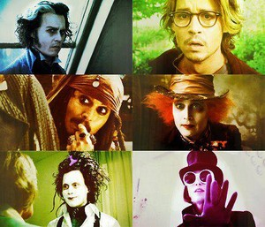 Johnny's movie characters