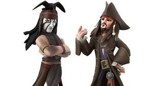 Jack vs Tonto