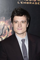 The Hunger Games: Catching Fire Paris Premiere [HQ] - josh-hutcherson photo