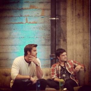 Josh & Liam