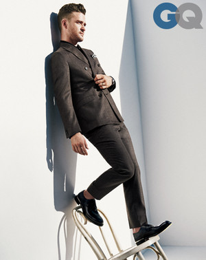 JT - GQ Man of the 年 2013