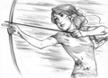 Katniss Everdeen ☜ - katniss-everdeen fan art