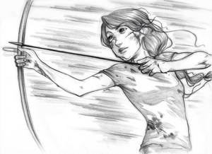 Katniss Everdeen ☜
