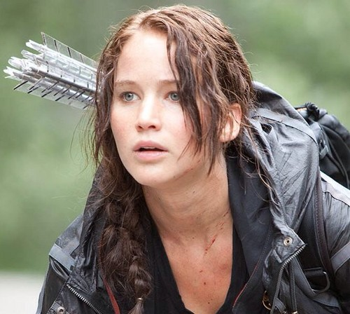 katniss everden is a girl ith