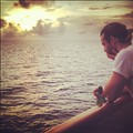 Having a Beer in the Caribbean - keith-harkin photo