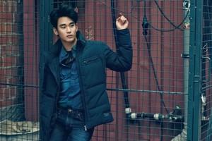 Kim Soo Hyun for Calvin Klein Jeans