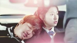 Kim Tan & Cha Eun Sang