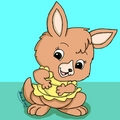 Kip kangaroo, kangaruu
