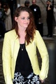 Kristen Stewart yellow leathef jacket - isn't it awesome? - kristen-stewart photo