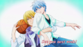Season 1 episode 4 ~End card~ - kuroko-no-basuke photo