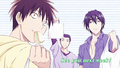 Season 1 episode 5 ~End card~ - kuroko-no-basuke photo