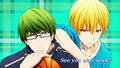 Season 1 episode 8 ~End card~ - kuroko-no-basuke photo