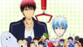 Season 1 episode 9 ~End card~ - kuroko-no-basuke photo