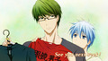Season 1 episode 13 ~End card~ - kuroko-no-basuke photo
