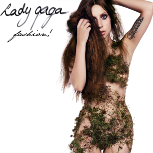 Lady Gaga - Fashion!