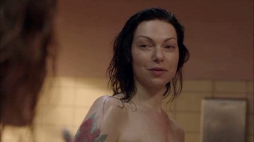 Laura Prepon wallpaper probably with a portrait called Laura Prepon in Orange is the new Black