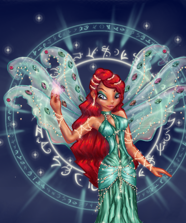 The Winx Club Layla Nymphix Winx Club Nymphix