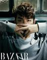 Shinhwa Lee Min Woo – HARPER'S BAZAAR Korea Magazine October 2013
