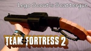 Lego Scattergun