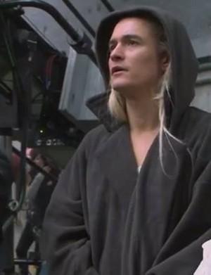 Legolas (Behind the Scene)