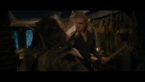 Legolas in Sneak Peak of DoS