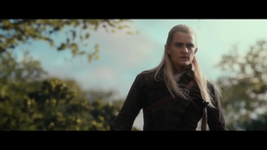 Legolas in Sneak Peak of DoS
