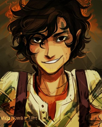 The Heroes of Olympus achtergrond probably with anime titled Leo Valdez