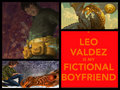 Leo and Festus Collage - leo-valdez fan art