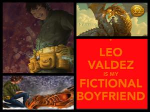 Leo and Festus Collage