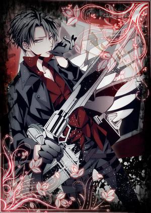 Levi [Rivaille - Shingeki No Kyojin]