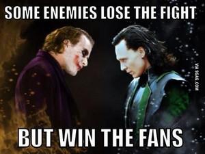 Loki & Joker